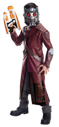 Guardians of the Galaxy Deluxe Boys Kids Star-Lord Star Lord Costume
