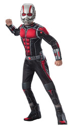 Deluxe Muscle Chest Boys Kids Ant Man Ant-Man Costume
