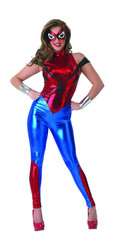 Spider-Girl Spider-man adult womens costume