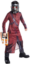 Guardians of the Galaxy Kids Boys Star-Lord Star Lord Costume