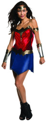 Dawn of Justice Batman v. Superman adult womens Wonder Woman Costume