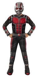 Antman kids boys costume