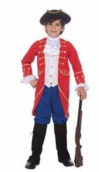 Founding Father George Washington kids boys Halloween costume