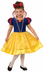 Snow White fairest princess kids girls toddler Halloween costume