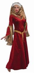 Designer Collection Scarlet Renaissance Queen kids girls