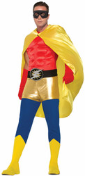 ADULT Super Hero Pants mens costume