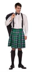 Naughty Kilt & Shorts adult mens Halloween costume