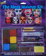 The Mega Makeup Face Painting Character Kit