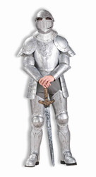 Knight in Shining Armor Camelot Arthur adult mens Halloween costume