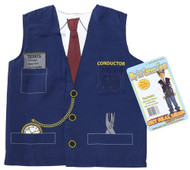 My 1st Career Gear Train Conductor Kids Dress Up Ages 3-5