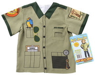 My 1st Career Gear Zoo Keeper Kids Dress Up Ages 3-5