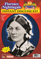 Florence Nightingale Disguise Kit Child One Size