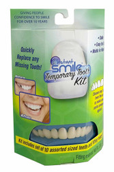 Instant Smile Temporary Tooth Kit by Billly Bob Teeth