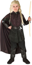 Lord of the Rings Legolas Kids Costume Large
