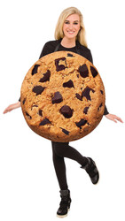 Cookie tunic adult womens mens funny Halloween costume One Size Standard