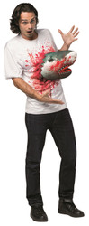 3D Attacks! Sharknado Shirt Adult