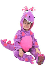 Teagan The Dragon Kids Costume 18M-2T