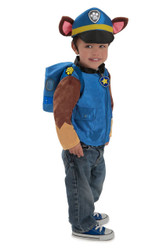 Chase from Paw Patrol Boys Costume