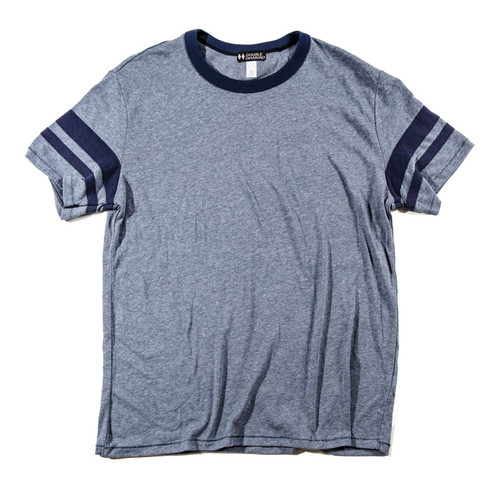 Men's Striped Sleeve Tshirt