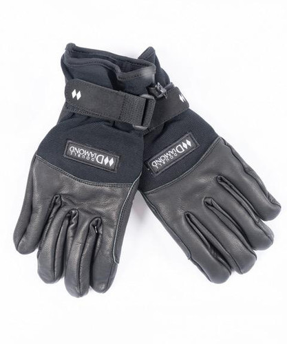 Spring Glove in Black/Gray (Unisex)