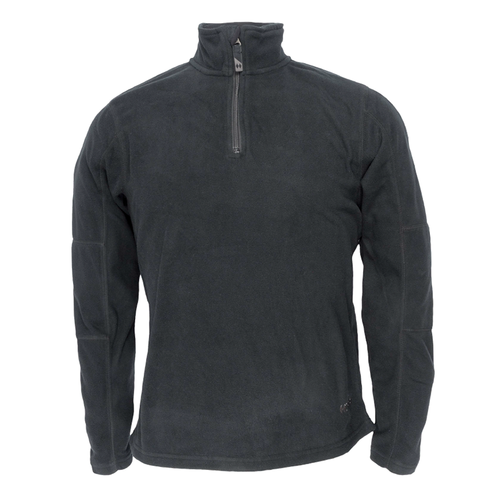 Men's Micro Fleece Pullover - Black