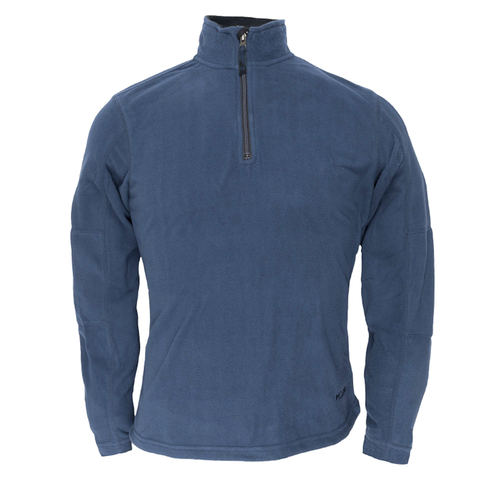 Men's Micro Fleece Pullover - Navy