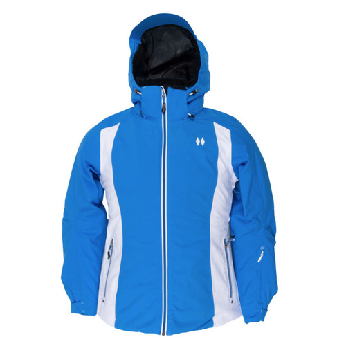 Womens's Fame Insulated Jacket - Blue
