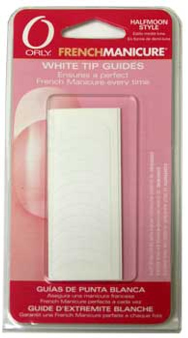 Orly French Tip Guides