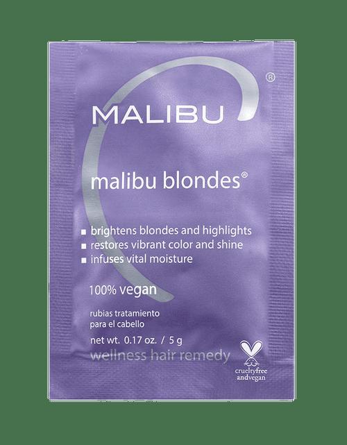 Malibu C Blonde Wellness Remedy Treatment