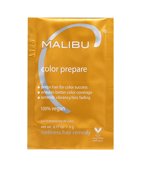 Malibu C Color Prepare Wellness Hair Remedy Treatment