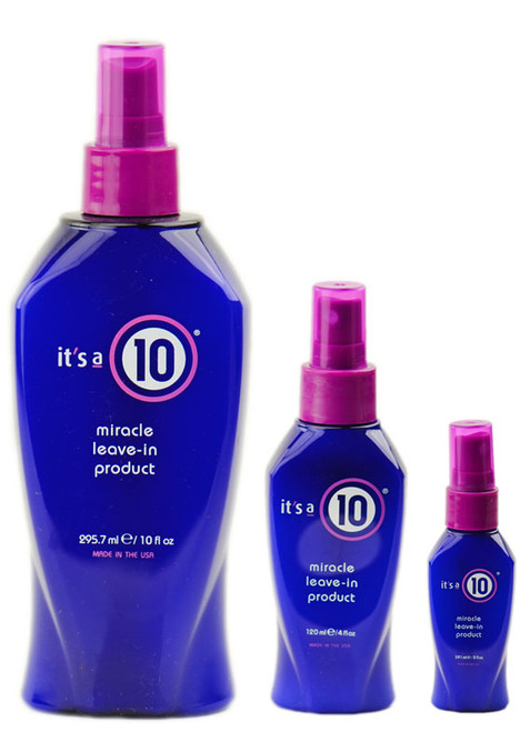 It's A 10 Miracle Leave-In Treatment Spray