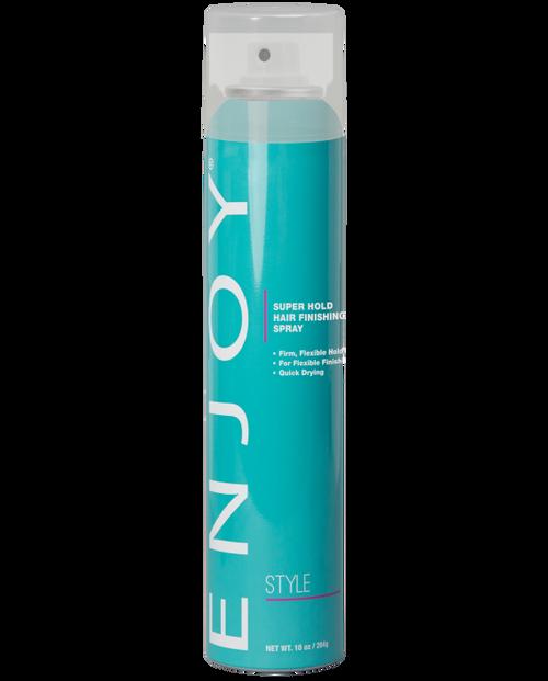 Enjoy Super Hold Hair Finishing Spray