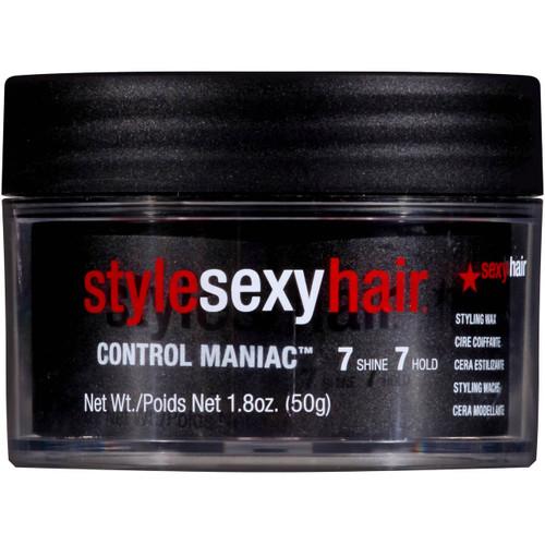 Big Sexy Hair Style Sexy Hair Control Maniac Styling Wax