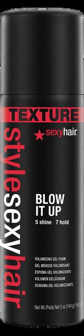 Big Sexy Hair Style Sexy Hair Blow It Up Volumizing Gel Foam