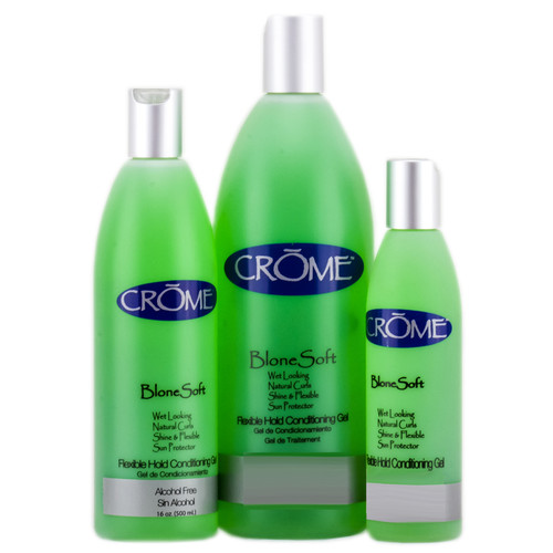 Crome Blone Soft Flexible Hold Conditioning Gel