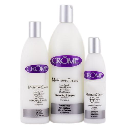 Crome Moisture Cleanz Shampoo