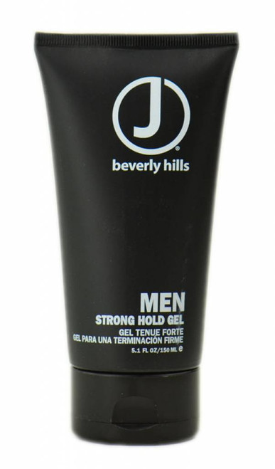 J Beverly Hills Men Strong Hold Gel