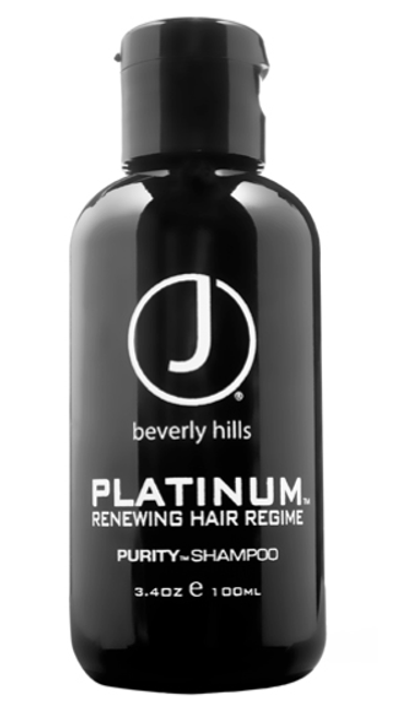 J Beverly Hills Platinum Purity Shampoo