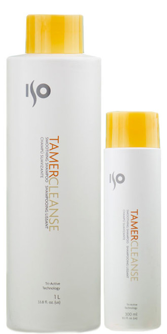 ISO Tamer Cleanse Smoothing Shampoo