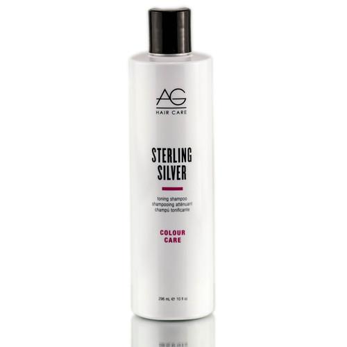 AG Colour Care Sterling Sliver Toning Shampoo