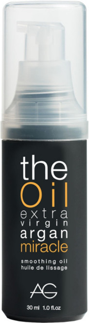 AG Smooth The Oil Extra Virgin Argan Miracle Oil
