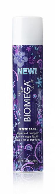 Aquage Biomega Freeze Baby Mega Hold Hairspray