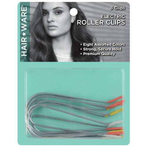 HairWare Electric Roller Clips