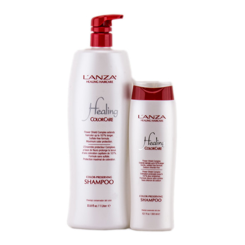 Lanza Healing ColorCare Color Preserving Shampoo