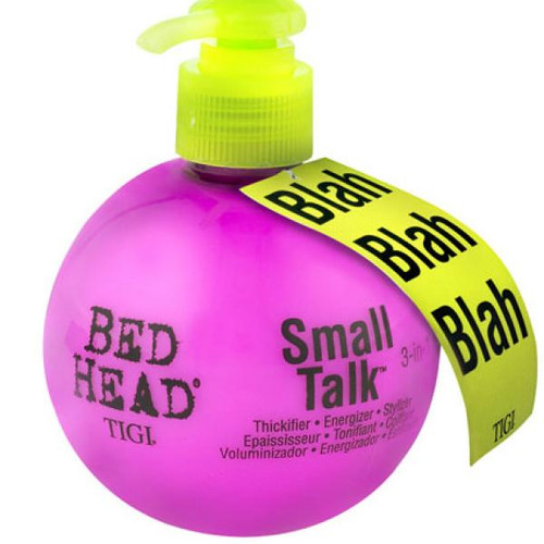 TIGI Bed Head Small Talk 3-in-1 Thickifier Energizer Styler