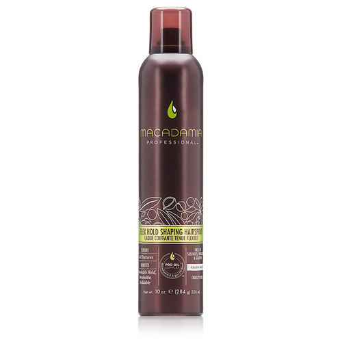 Macadamia Professional Flex Hold Shaping Hairspray