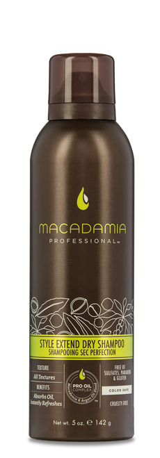 Macadamia Professional Style Extend Dry Shampoo