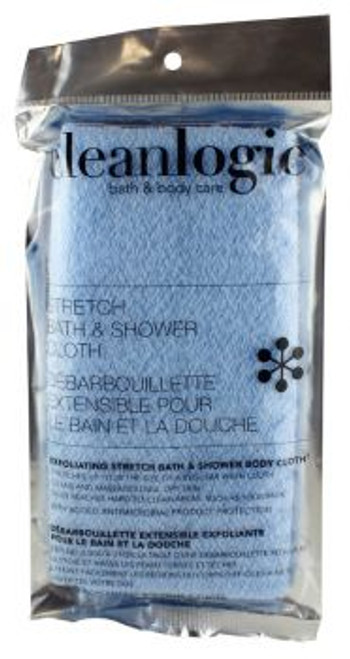 CleanLogic Stretch Bath and Shower Cloth