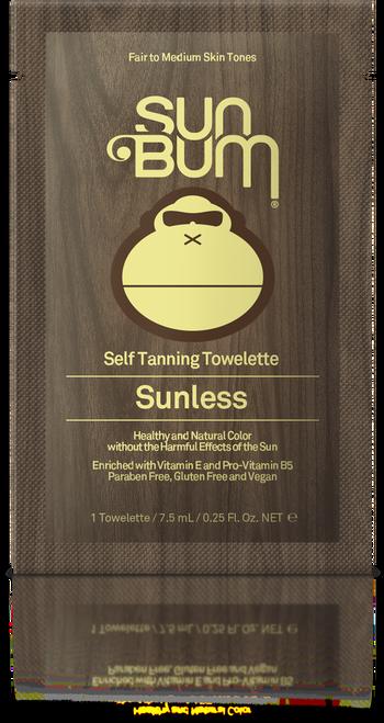 Sun Bum Sunless Self tanning Towelette
