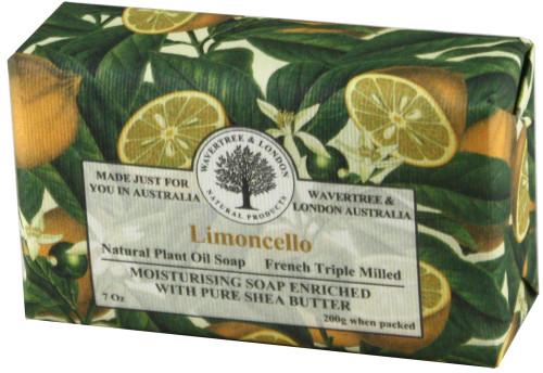 Wavertree & London Limoncello French Milled Australian Natural Soap
